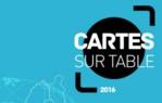 Cartes sur Table 2016 : analyser pour agir