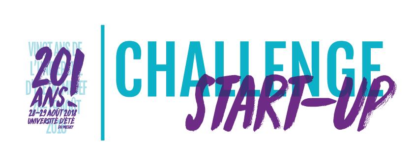 Challenge start-up les plus innovantes de l'écosystème français de l'Intelligence artificielle