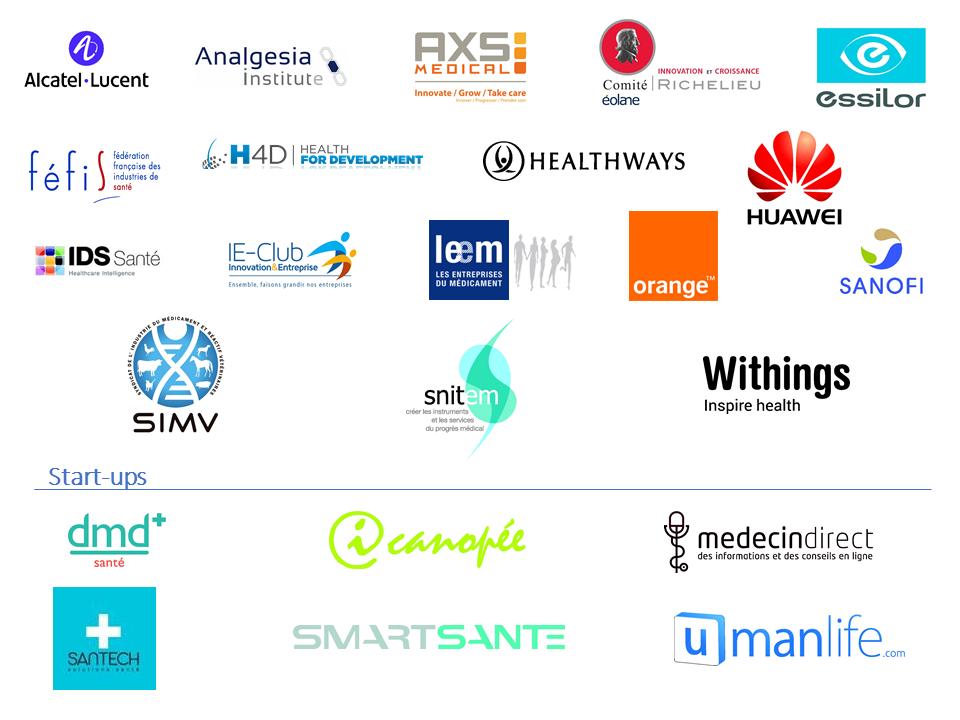Espace Innovation et Santé 2014