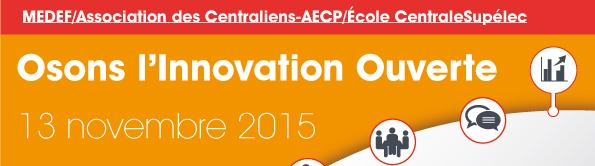 2èmes rencontres de l'Innovation ouverte