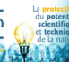 Protection du potentiel scientifique et technique de la nation / PPST