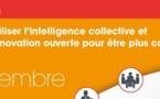 Premières rencontres de l'Innovation Ouverte : Comment mobiliser l'intelligence collective et développer l'innovation ouverte pour être plus compétitif ?