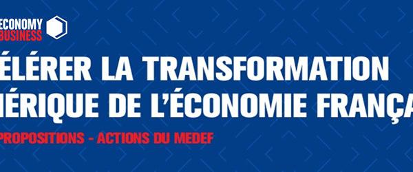 """Faire de la France un champion mondial de la """"SMART ECONOMY"""""""